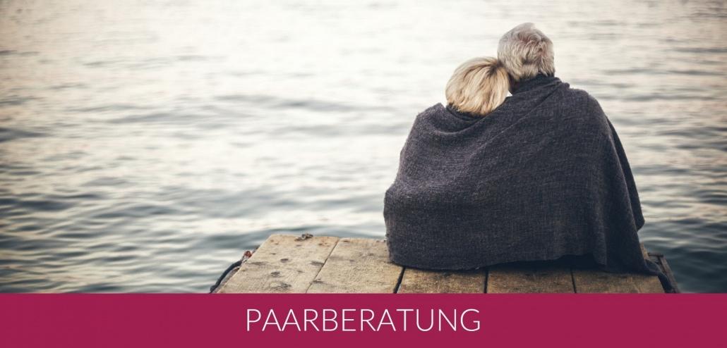 Paartherapie für ein langes Leben zu zweit